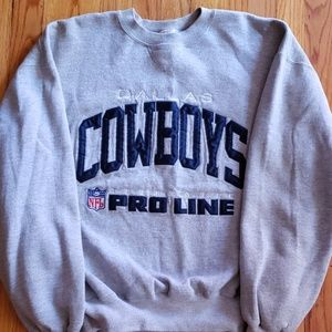 Men's XL Dallas sweatshirt